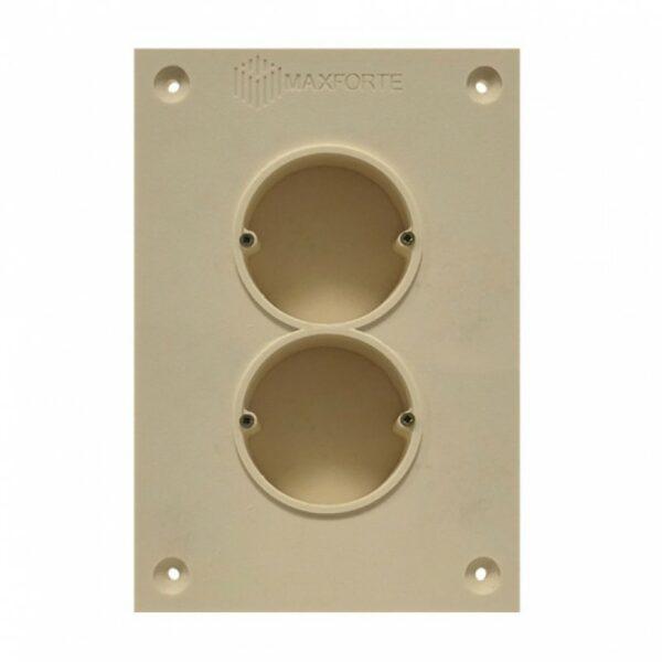 Звукоизоляционный подрозетник - SoundBOX 2S