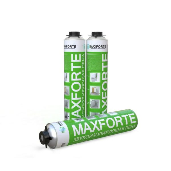 МаксФорте Пена SoundFLEX