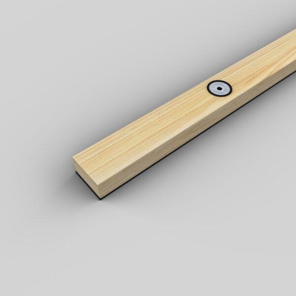 Рейка деревянная SoundGuard ВиброЛайнер