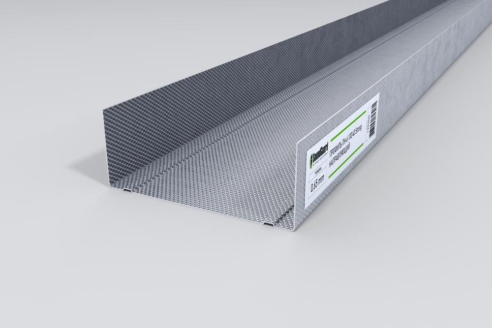 Профиль направляющий SoundGuard Strong ПН-6 100/40