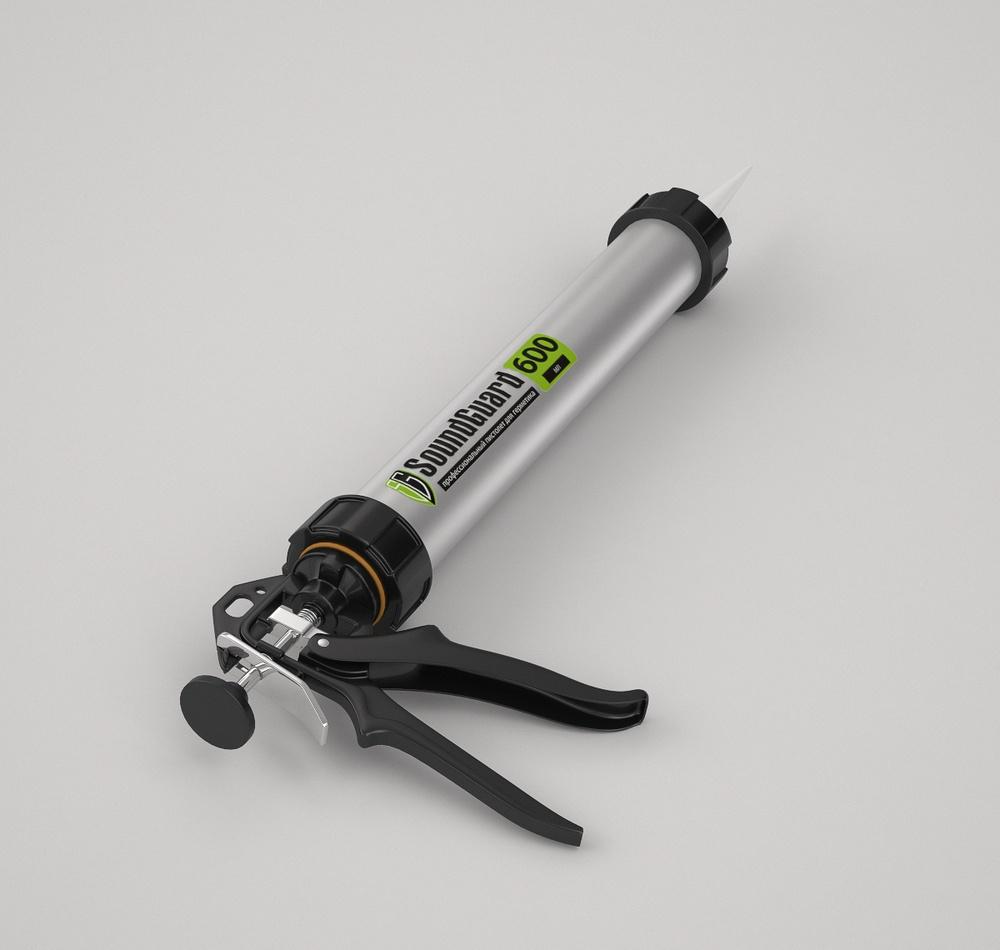 Пистолет для герметика SoundGuard 600