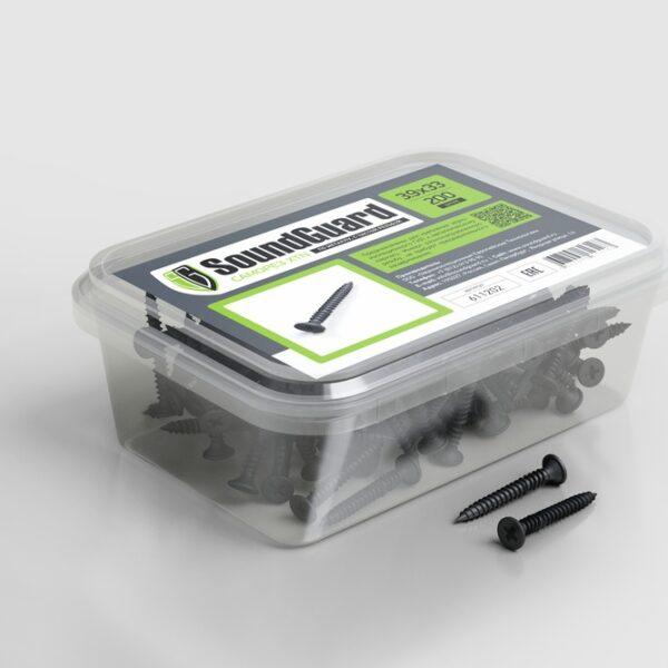 Саморезы Soundguard XTN 3,9x33